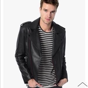 Brand New Designer Leather Jacket